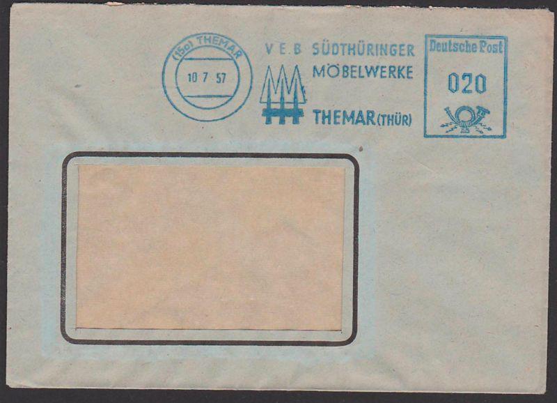 Themar Germany DDR AFS 10.7.57
