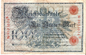 Reichsbank 100 Mark