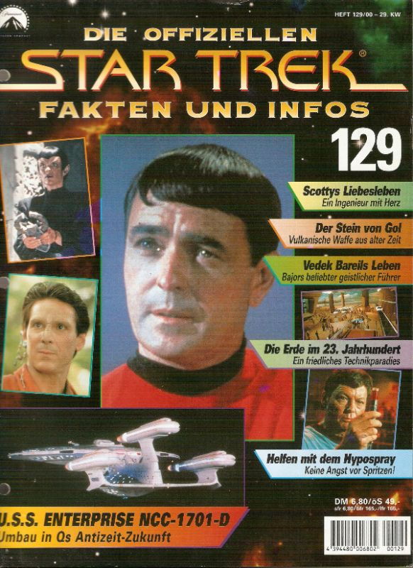 Star Trek Heft Nr. 129