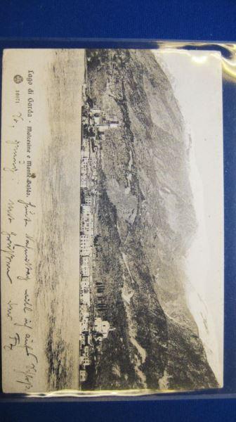 Gardasee Malcesine e Monte Baldo