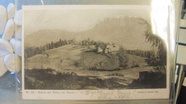 Südtirol Am Ritten bei Bozen