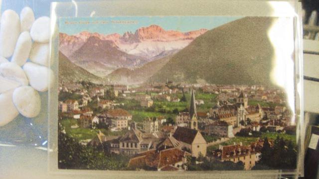 Südtirol Bozen-Gries Rosengarten