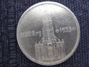 2 Reichsmark Silber 1937 G