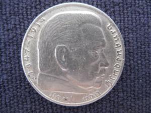 2 Reichsmark Silber 1939 A