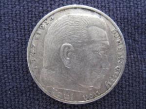 2 Reichsmark Silber 1937 A