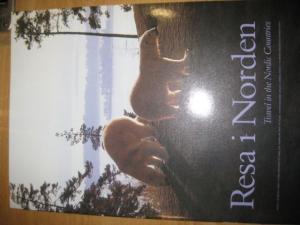 Resa i Norden Gemeinschaftsausgabe der skandinavischen Länder mit NORDEN-Marken 1991
