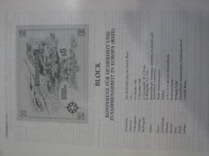 Amtliches Erläuterungsblatt ETB der POST Österreich: KSZE