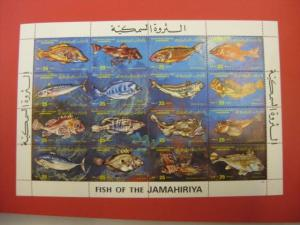 Kleinbogen Fische 