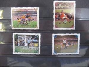 Ausgabe zur Fußball-WM 1986 in Mexiko:  Korea