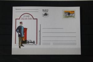 Ganzsache Portugal Dia do Selo 22.10.88 (Tag der Briefmarke)