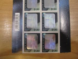 Hologramm, Neuseeland, New Zealand, Mondlandung, 1994