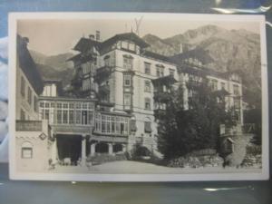 Lenzerheide; Hotel Kurhaus