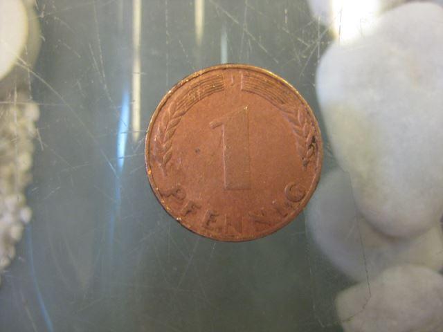 1 Pfennig 1948 Münze Hamburg J Oldthing Brd Dm Pfennig