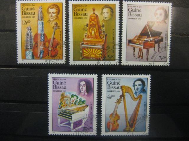 Musik, Musikinstrumente, Guinea-Bissau