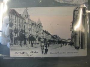 Chaux-de-Fonds, Rue Leopold Robert