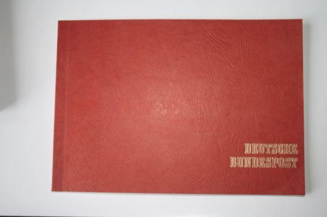 Ministerbuch der Deutsche Bundespost zur 13. Europa-Konferenz der IPTT/PTT 1976
