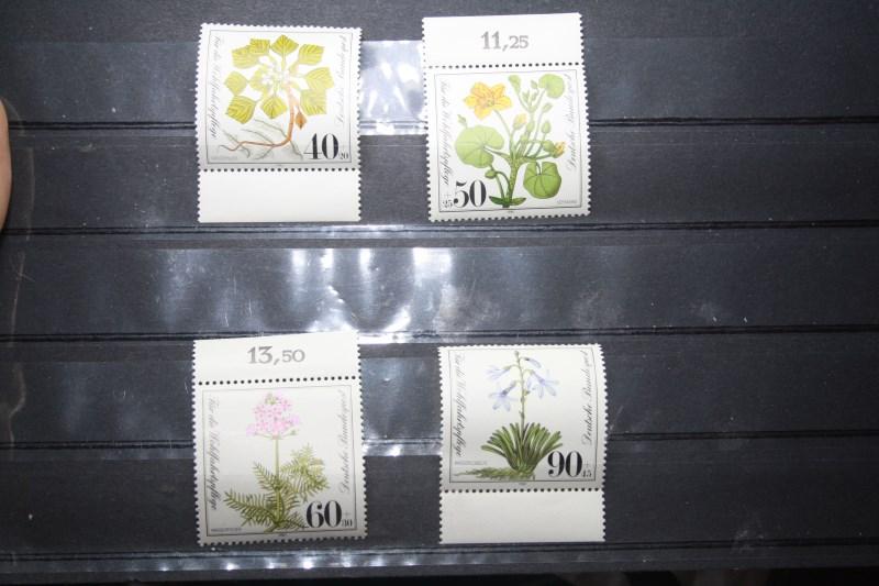 Für die Wohlfahrtspflege 1981, Pflanzen