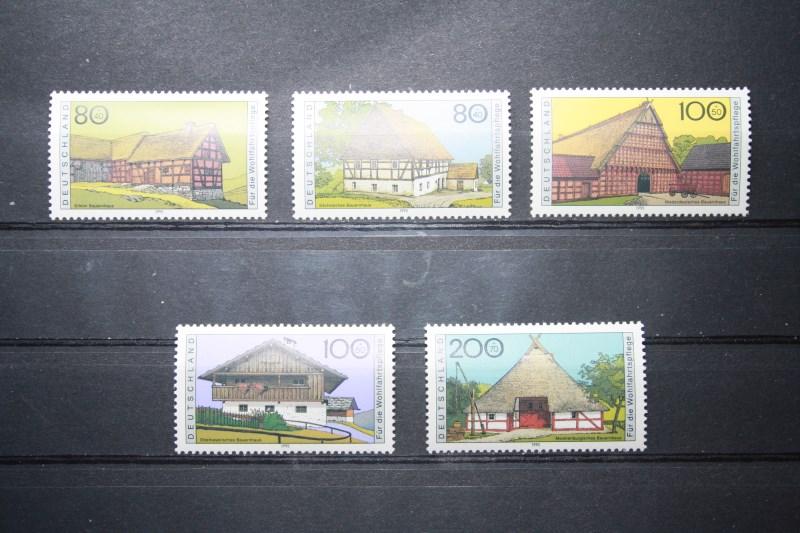 Für die Wohlfahrtspflege 1995, Bauernhäuser