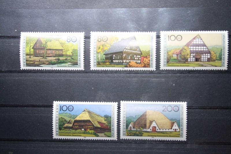 Für die Wohlfahrtspflege 1996, Bauernhäuser