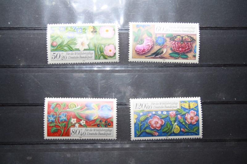 Für die Wohlfahrtspflege 1985, Miniaturen