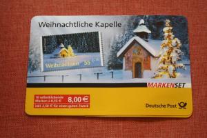 Markenset, MaxiSet, Markenheft MH-Mi.-Nr. 91, Weihnachten 2012
