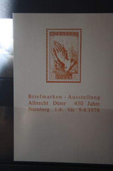 Albrecht Dürer Sonderdruck; Faksimile 1978