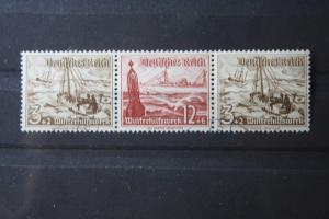 Winterhilfswerk 1937; Schiffe