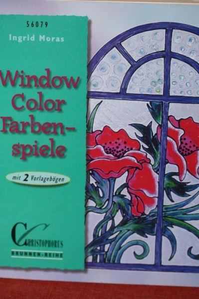 Window Color Farbenspiele; 31 Seiten Anleitungen