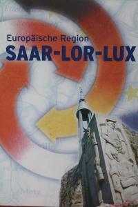 Erinnerungsblatt der Deutsche Post ; Europäische Region