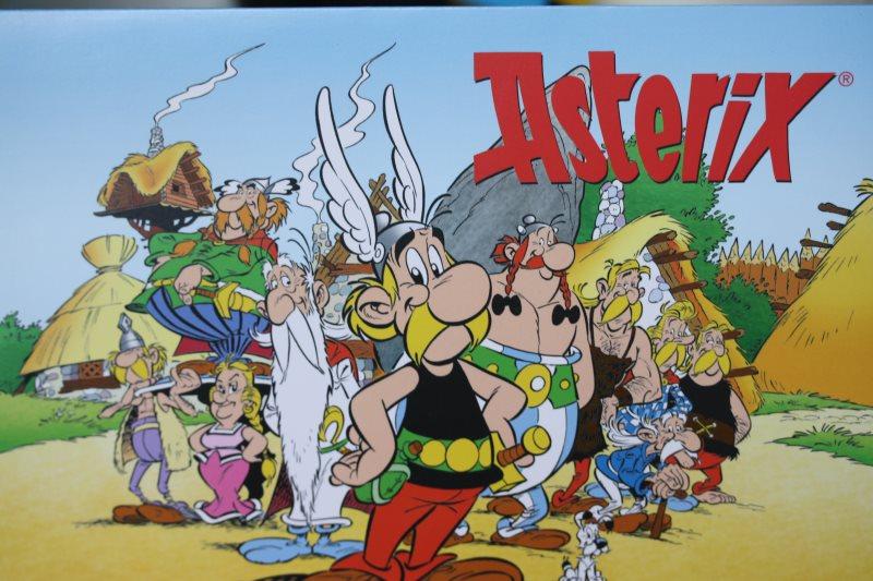 Erinnerungsblatt der Deutsche Post; Asterix