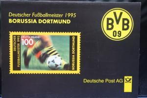 Erinnerungsblatt EB 2/1995; Gedenkblatt; Borussia Dortmund