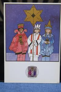 Erinnerungsblatt EB ; Gedenkblatt; Jahresgabe 1983 der Wohlfahrtsverbände