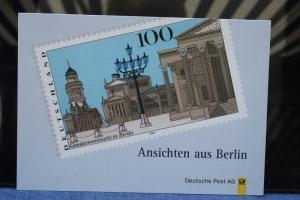 Erinnerungsblatt EB ; Gedenkblatt; Jahresgabe; Ansichten aus Berlin/Bilder Deutscher Städte