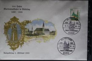 SWK; Altötting, Kapelle, FDC