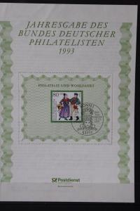 Jahresgabe des BDPh 1993
