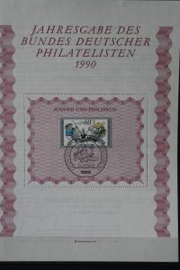 Jahresgabe des BDPh 1990