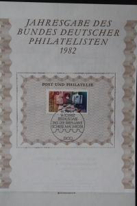 Jahresgabe des BDPh 1982