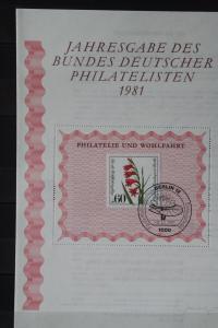 Jahresgabe des BDPh 1981