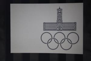 Amtl. Ersttagsblatt DDR ETB 1/1985, IOC-Session Berlin