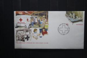 Rotes Kreuz Ganzsache Australien 1989