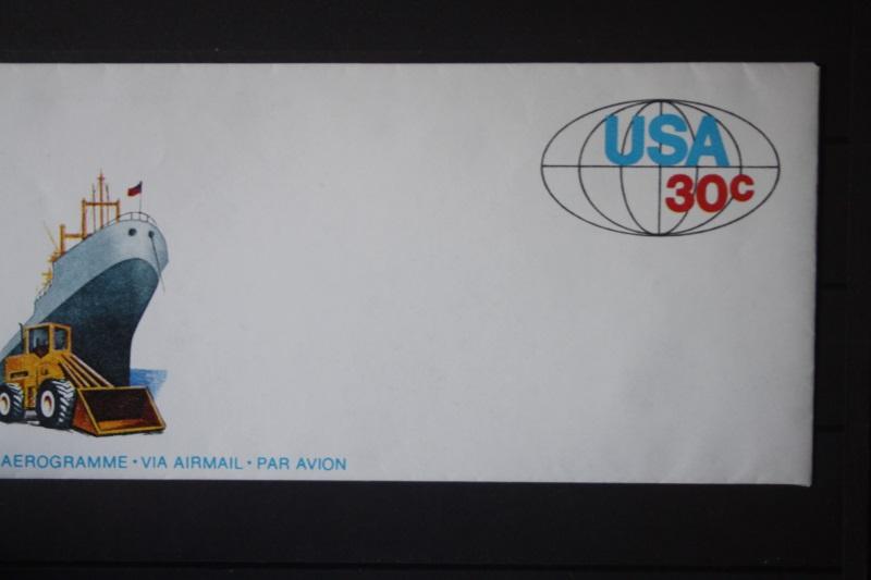 USA Ganzsache Ganzsachenumschlag, Aerogramme, 30 Cent