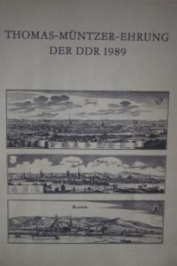 Thomas-Müntzer-Ehrung; ETB 2/89