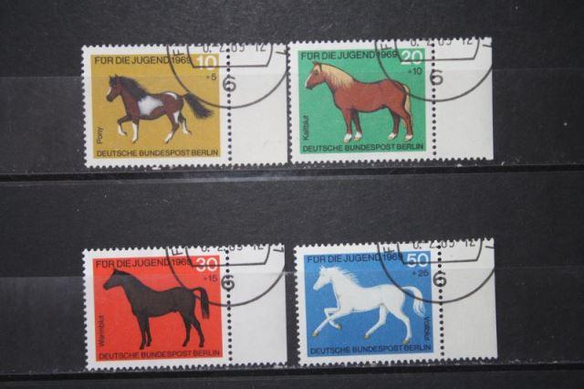 Berlin, Für die Jugend 1969, Pferde