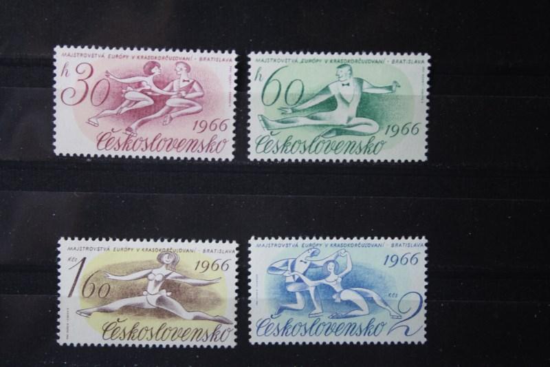 Tschechoslowakei, Sport 1966