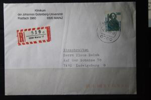 SWK; Bremer Roland, 280 Pf. Einschreiben