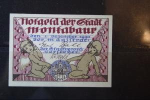 Notgeld Montabaur, 10 Pf.