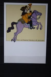 Postkarte 500 Jahre Post
