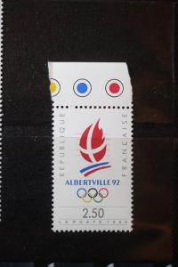 Frankreich, Sport, Olympiade Albertville 1992