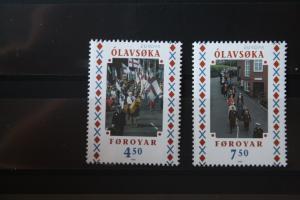 CEPT EUROPA-UNION 1998 Dänemark-Färöer