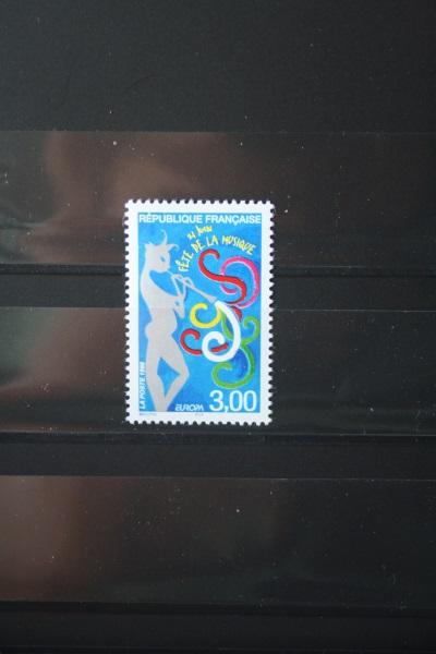 CEPT EUROPA-UNION 1998 Frankreich